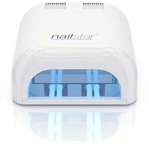 LÁMPARA UV UÑAS - NAILSTAR BASIC
