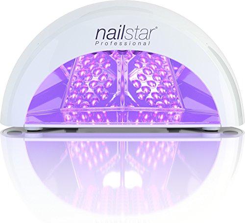 Lámpara uv uñas - secador de uñas Nailstar Professional