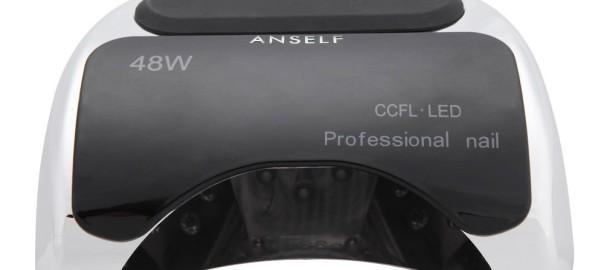 29f298fa95cf5 ANSELF PROFESSIONAL - Lampara LED uñas - Lampara UV uñas