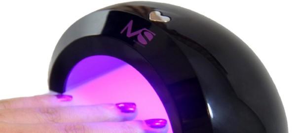 lampara led uñas MelodySusie lampara uv uñas